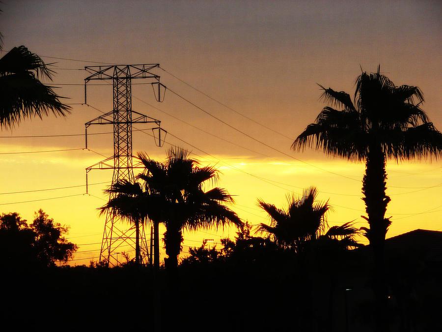 Light Source Photograph - Light Switch by Ella Char