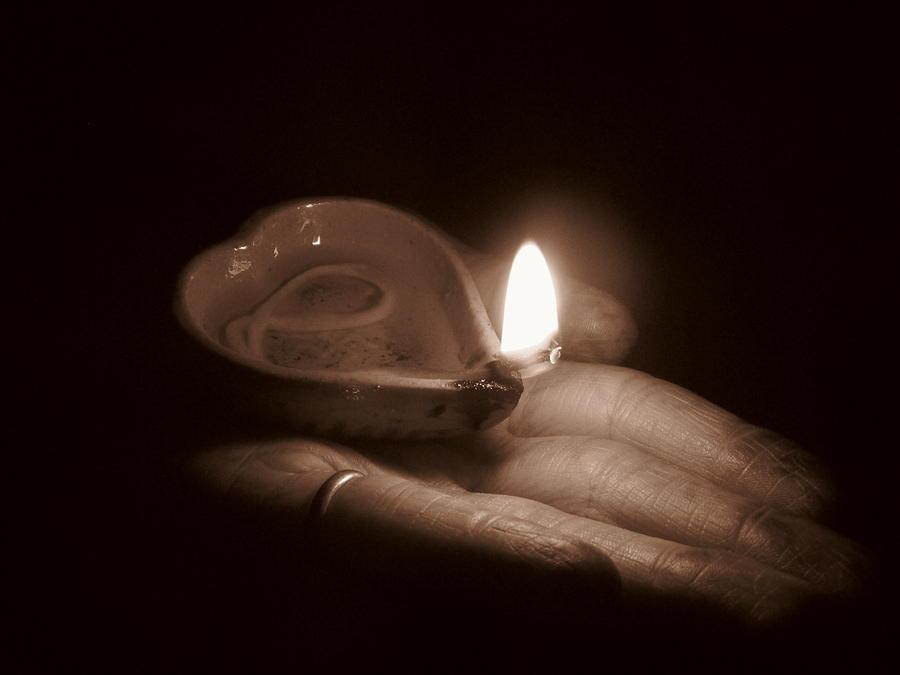 Decorative Photograph - Light by Vinayak Patukale