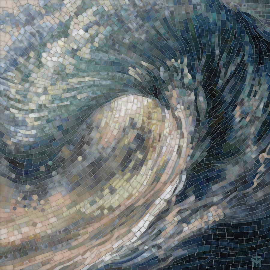Light Wave Painting