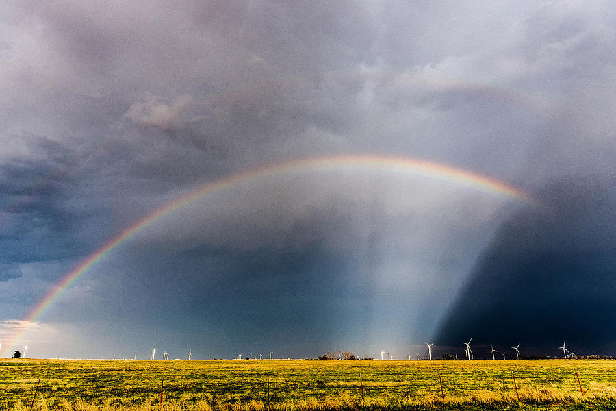 Lightful Rainbow by Marcus Hustedde