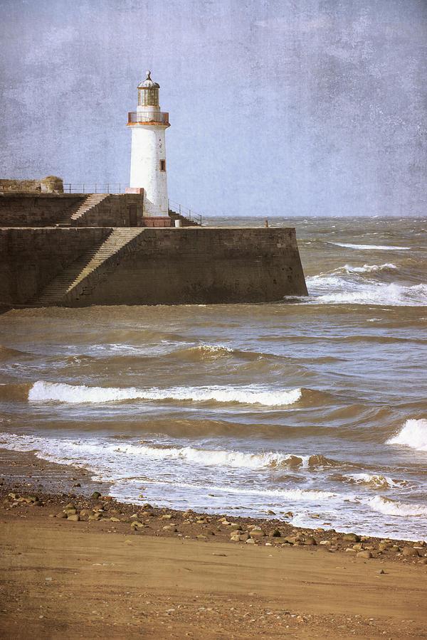 Lighthouse Photograph - Lighthouse by Amanda Elwell