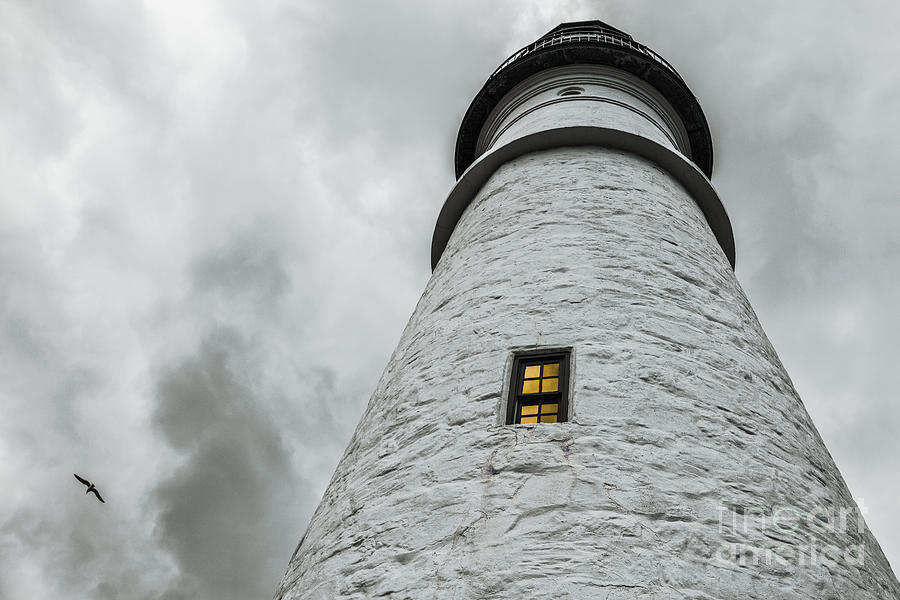 Lighthouse Photograph - Lighthouse by Diane Diederich