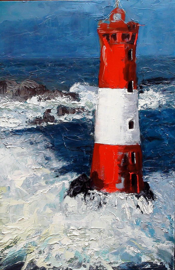 Lighthouse Keeper by Gaye White