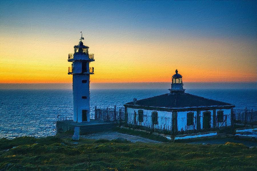 Lighthouse Sunset by Florian Rodarte