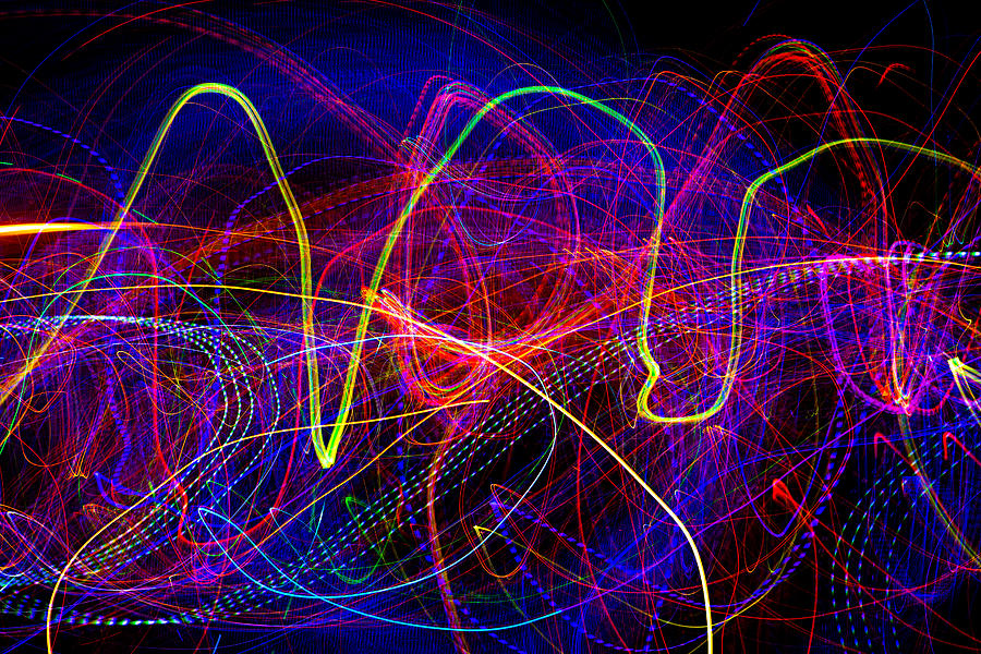 Lights In Motion MG_7265 by David Orias