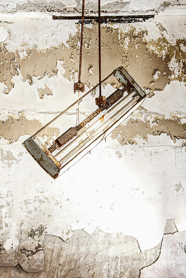 Light Photograph - Lights Out by Margie Hurwich