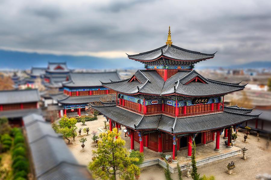 Lijiang, Yunnan, China Photograph by Kiszon Pascal