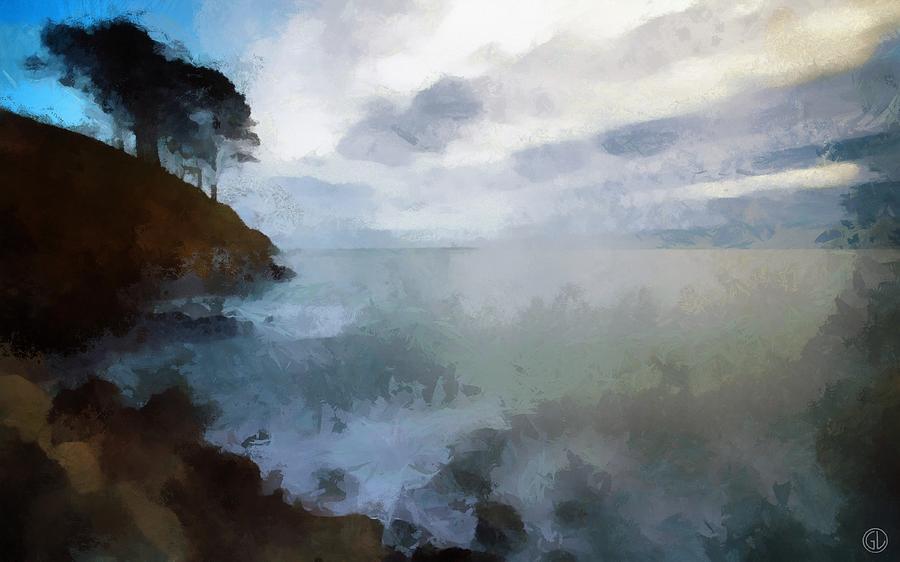 Nature Digital Art - Like Every Morning by Gun Legler