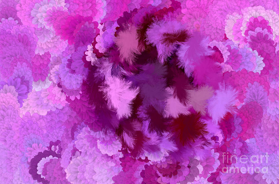 Flowers Digital Art - Lilac Of The Valley by Holley Jacobs