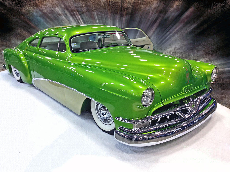Old Cars And Trucks - Art Group