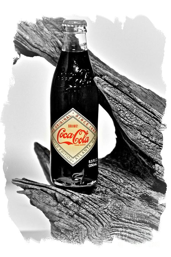 Ebay Photograph - Limited Edition Coke - No.15 by Joe Finney