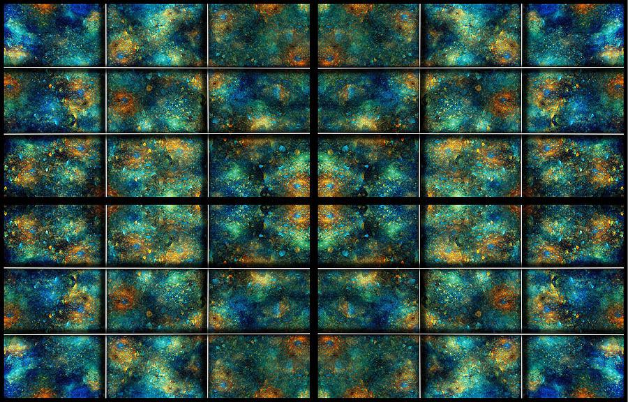 Limitless Night Sky Digital Art