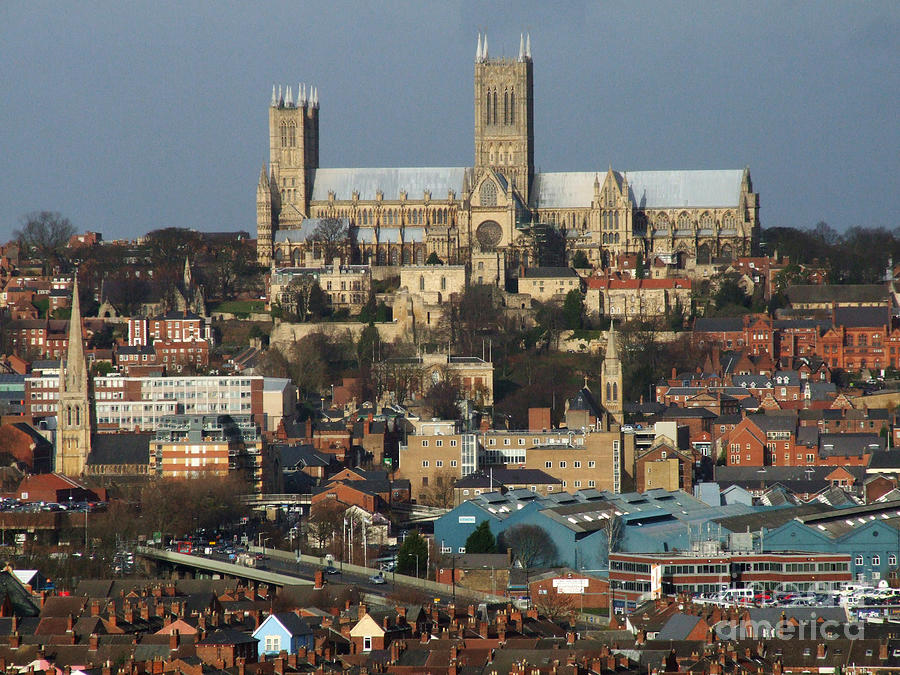 Lincoln - England by Phil Banks