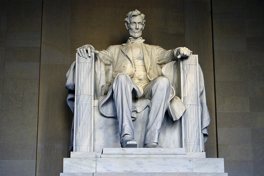 Abraham Lincoln Photograph - Lincoln by Pablo Rosales