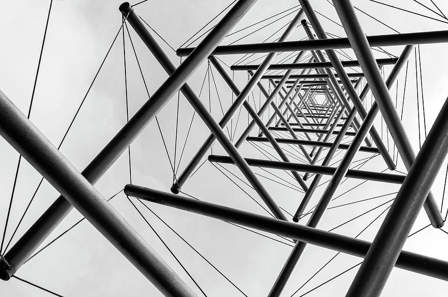 Lines Photograph - Lines by Carla Vermeend