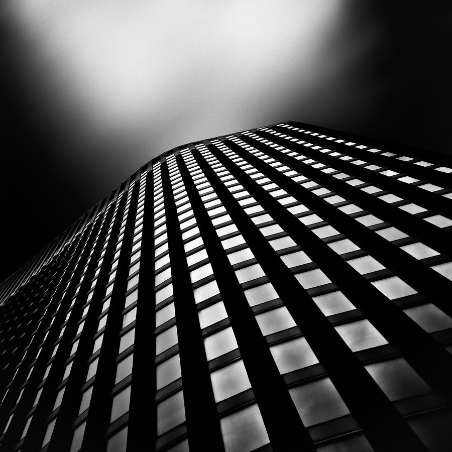 Architecture Photograph - Lines Of Learning by Dave Bowman