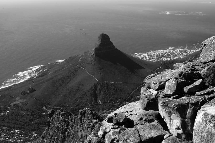 Lions Head - Cape Town - South Africa Photograph