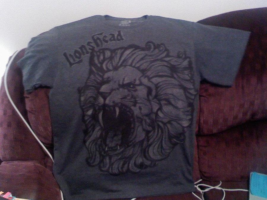 Lionshead Drawing - Lionshead by Lauren  Pecor