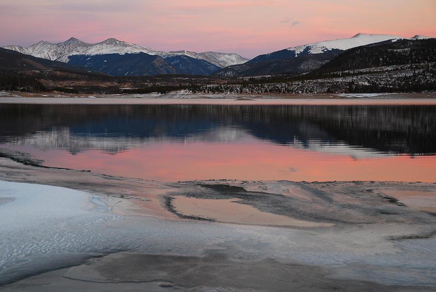 Colorado Photograph - Lipstick Sunset by Bob Berwyn