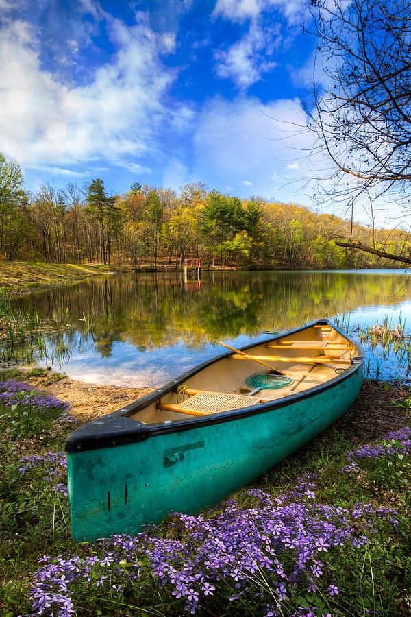 Appalachia Photograph - Little Bit Of Heaven by Debra and Dave Vanderlaan