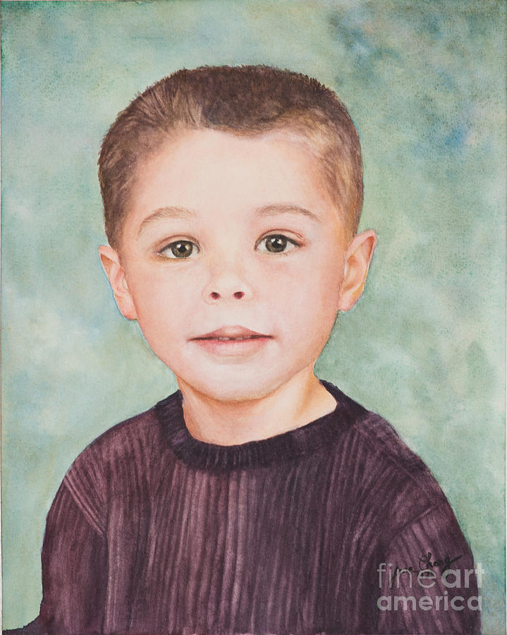 Little Boy by Jean A Chang