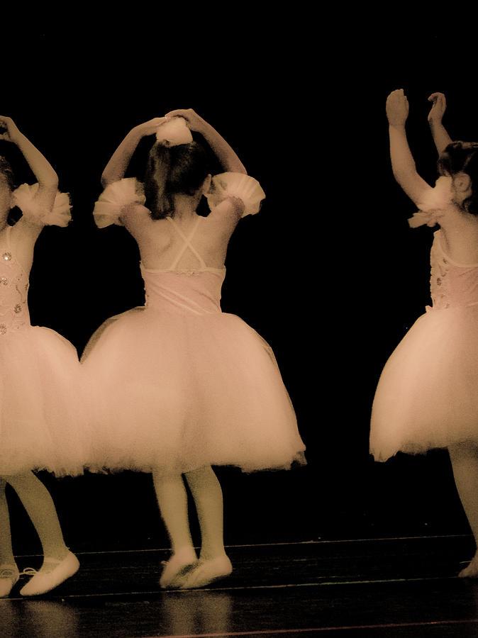 Little Dancers by Christie Kowalski