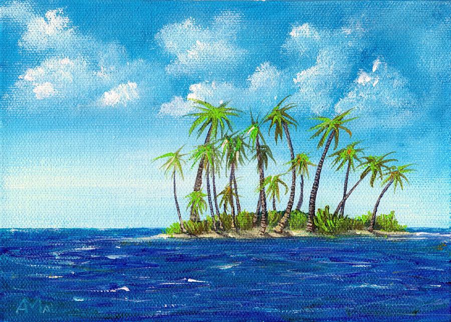 Little Island by Anastasiya Malakhova