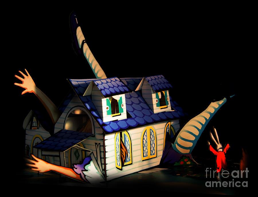 Alice Photograph - Live The Fantasy by Victoria Herrera
