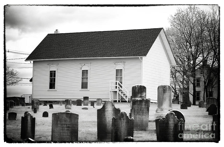 Living With The Dead Photograph - Living With The Dead by John Rizzuto