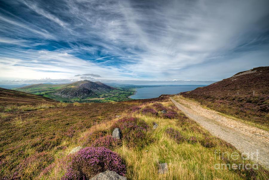British Photograph - Llyn Peninsula by Adrian Evans