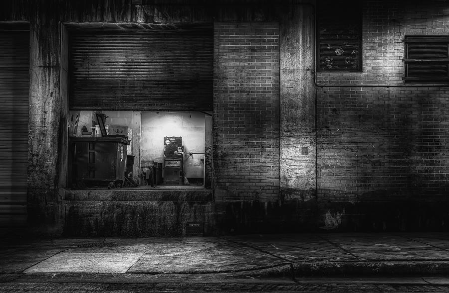City Photograph - Loading Dock by Scott Norris