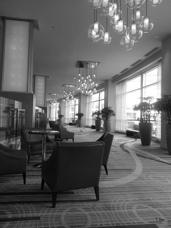 Lobby Photograph - Lobby by Thomas Leon