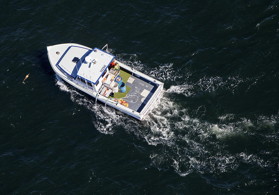 Lobster boat downeast maine photograph by dave cleaveland for Best time to visit maine for lobster