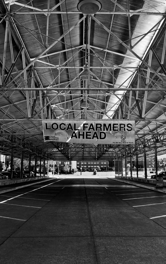 Dallas Photograph - Local Farmers by Mark Alder