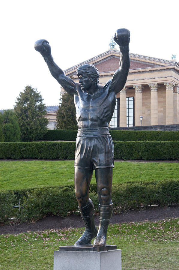 Local Photograph - Local Hero - Rocky by Bill Cannon