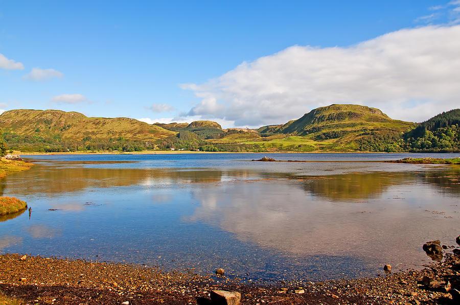 Loch Craignish Argyll Scotland Photograph By Chris Thaxter
