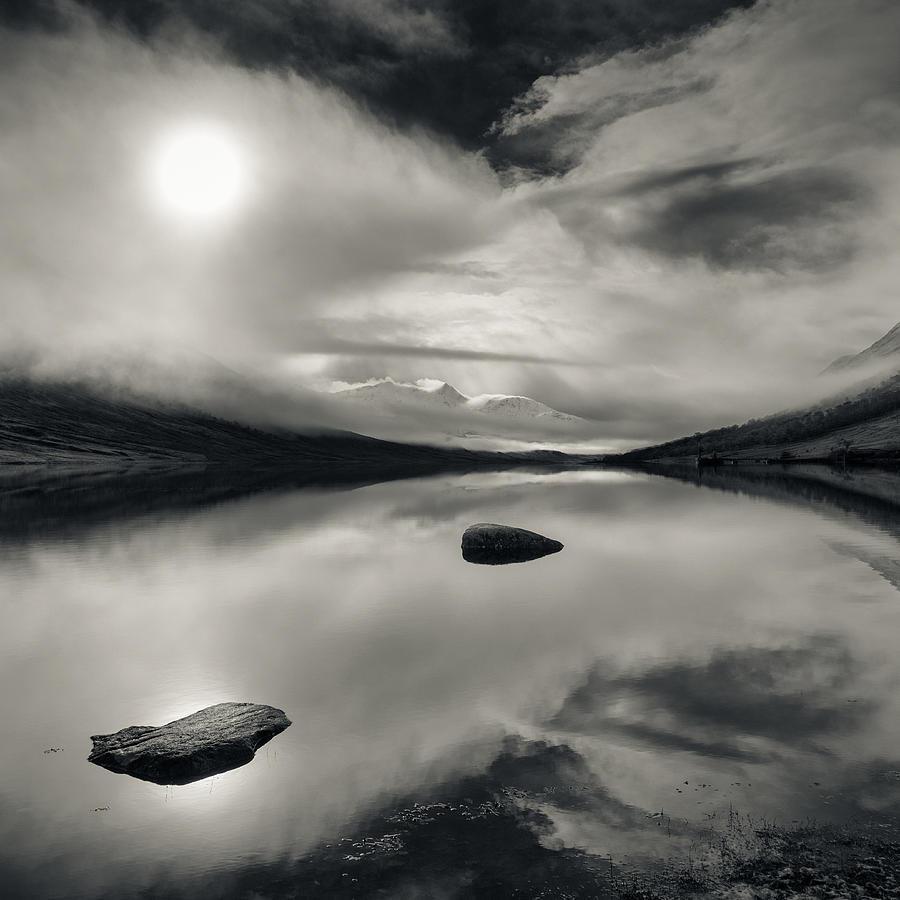 Loch Etive Photograph - Loch Etive by Dave Bowman
