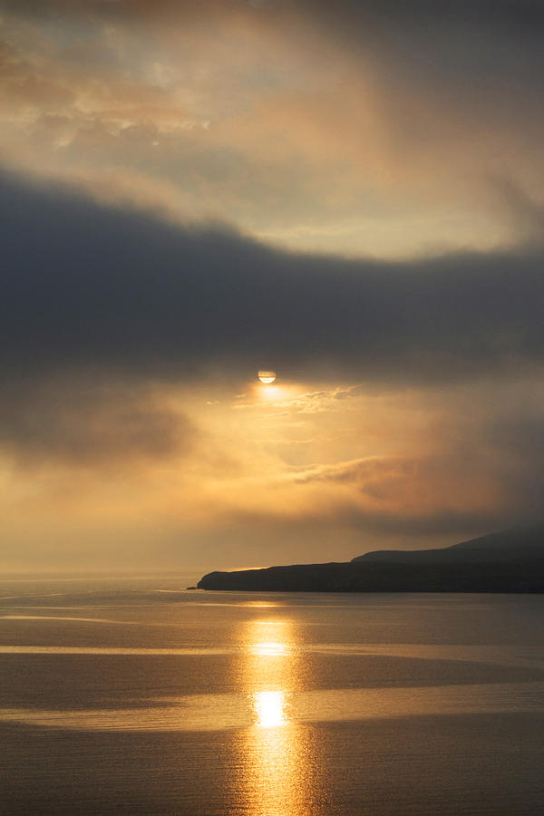 Sunset Photograph - Loch Sunset by Ed Pettitt