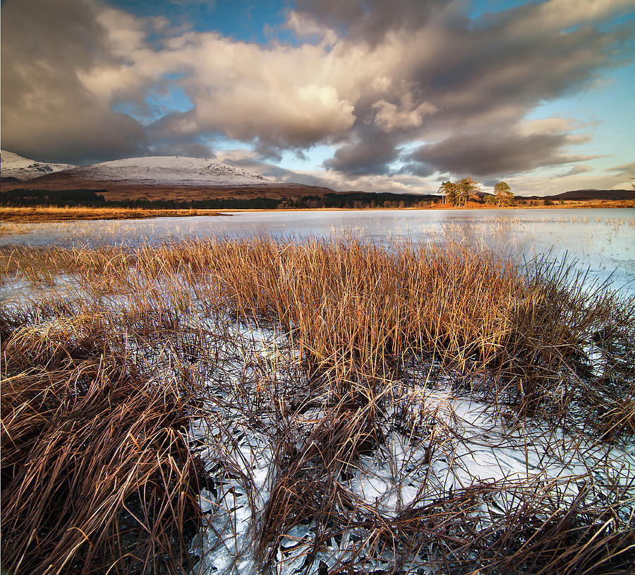 Loch Tulla Photograph by Image By Peter Ribbeck