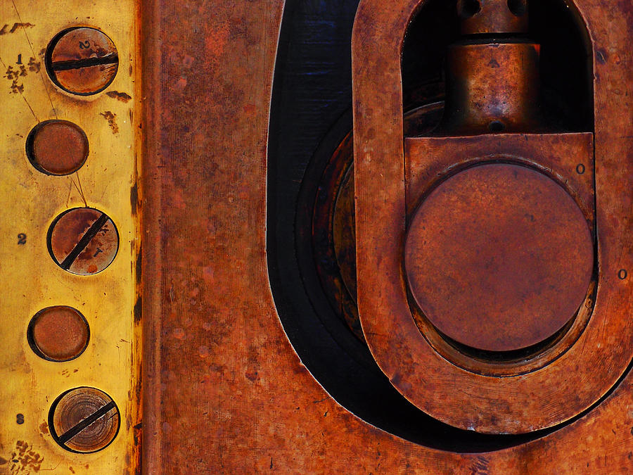 Lock Down Photograph - Lock Down by Skip Hunt