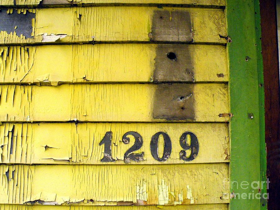 Door Photograph - Lock Stock And Mailbox by Joe Jake Pratt