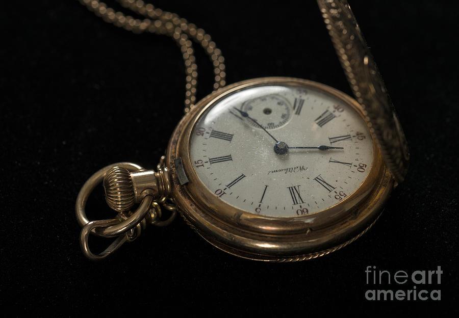 locket watch by Louise St Romain