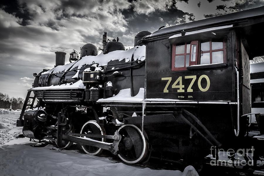 Locomotive Photograph