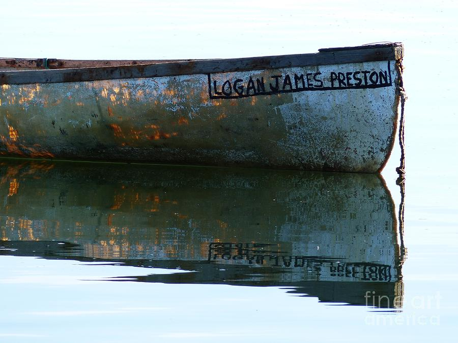 In Memory Of Logan James Preston by Christine Stack