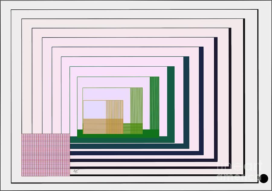 Logical Digital Art - Logical Record by Leo Symon