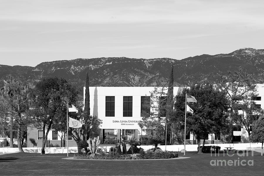 California Photograph - Loma Linda University Prince Hall by University Icons