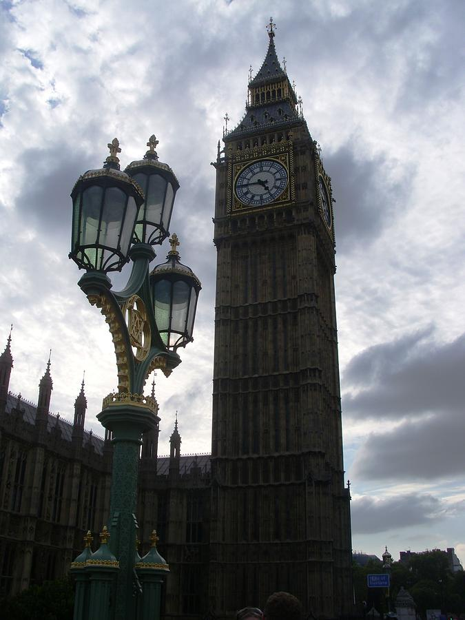 Big Ben Photograph - London 2 by Sonya Ragyovska