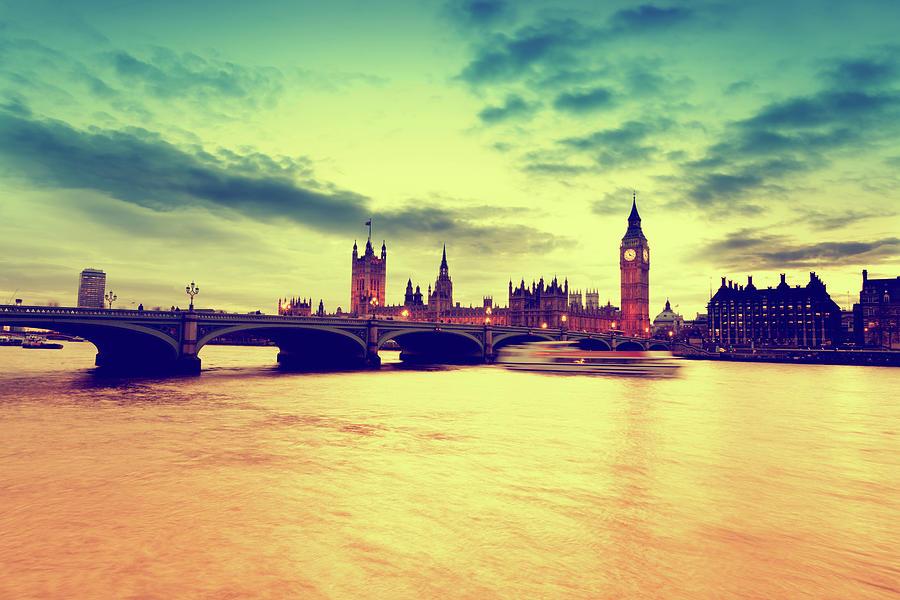 London City Photograph by Martin-dm