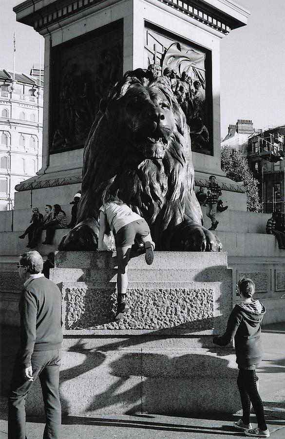 London Landmark Photograph by Steve Lang