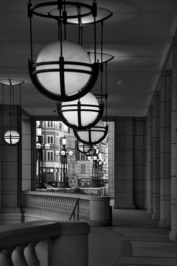 London Lights by David Davies